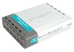 Интернет-маршрутизатор D-Link DI-604